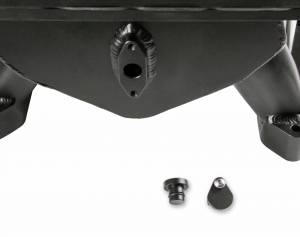 Holley Sniper EFI - Sniper EFI Race Series Fabricated Intake Manifold - Gen III Hemi - Image 8