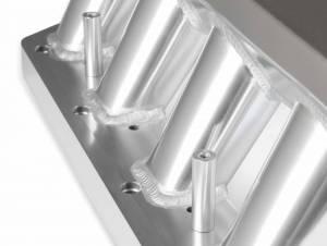 Holley Sniper EFI - Sniper EFI Sheet Metal Fabricated Intake Manifold - Gen III Hemi - Image 12