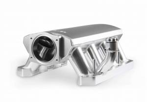 Holley Sniper EFI - Sniper EFI Sheet Metal Fabricated Intake Manifold - Gen III Hemi