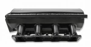 Holley Sniper EFI - Sniper EFI Fabricated Race Series Intake Manifold - GM LS1/LS2/LS6 - Black - Image 8