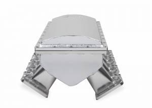 Holley Sniper EFI - Sniper EFI Fabricated Race Series Intake Manifold - GM LS1/LS2/LS6 - Silver - Image 7