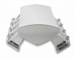 Holley Sniper EFI - Sniper EFI Low-Profile Sheet Metal Fabricated Intake Manifold - Image 7