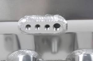 Holley Sniper EFI - Sniper EFI Low-Profile Sheet Metal Fabricated Intake Manifold - Image 9