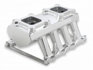 Holley Sniper EFI - Sniper Sheet Metal Fabricated Intake Manifold