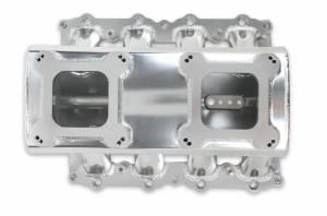 Holley Sniper EFI - Sniper Sheet Metal Fabricated Intake Manifold - Image 4