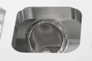 Holley Sniper EFI - Sniper Sheet Metal Fabricated Intake Manifold - Image 7
