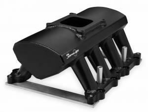 Holley Sniper EFI - Sniper EFI Sheet Metal Fabricated Intake Manifold - Image 1