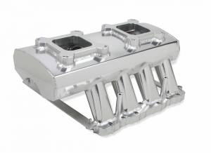 Holley Sniper EFI - Sniper Sheet Metal Fabricated Intake Manifold - Image 1