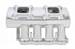 Holley Sniper EFI - Sniper Sheet Metal Fabricated Intake Manifold - Image 2