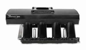 Holley Sniper EFI - Sniper Sheet Metal Fabricated Intake Manifold - Image 2