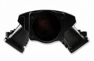 Holley Sniper EFI - Sniper EFI Low-Profile Sheet Metal Fabricated Intake Manifold - Image 2