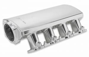 Holley Sniper EFI - Sniper EFI Low-Profile Sheet Metal Fabricated Intake Manifold