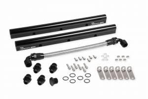 Holley Sniper EFI - Sniper EFI Low-Profile Sheet Metal Fabricated Intake Manifold - Image 6