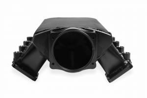 Holley Sniper EFI - Sniper EFI Low-Profile Sheet Metal Fabricated Intake Manifold - Image 8