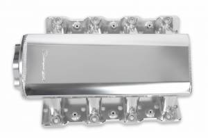 Holley Sniper EFI - Sniper EFI Low-Profile Sheet Metal Fabricated Intake Manifold - Image 5