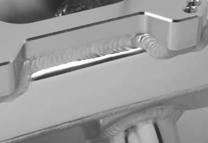 Holley Sniper EFI - Sniper EFI Sheet Metal Fabricated Intake Manifold - Image 5
