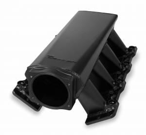 Holley Sniper EFI - Sniper EFI Sheet Metal Fabricated Intake Manifold
