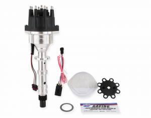 Ignition - Hyperspark Ignition - Holley Sniper EFI - 565-320 HyperSpark Distributor - GM 348/409