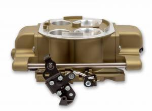 Holley Sniper EFI - Holley Sniper EFI Quadrajet Master Kit - Classic Gold Finish - Image 4