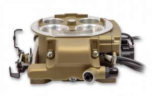Holley Sniper EFI - Holley Sniper EFI Quadrajet Master Kit - Classic Gold Finish - Image 5