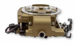 Holley Sniper EFI - Holley Sniper EFI Quadrajet Master Kit - Classic Gold Finish - Image 6
