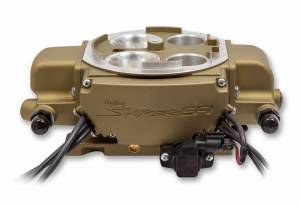 Holley Sniper EFI - Holley Sniper EFI Quadrajet Master Kit - Classic Gold Finish - Image 9
