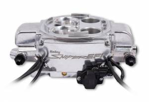 Holley Sniper EFI - Holley Sniper EFI Quadrajet Master Kit - Shiny Finish - Image 9