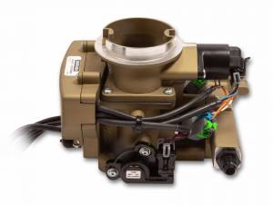 Holley Sniper EFI - 550-866 Holley Sniper EFI 2GC Small Bore - Classic Gold Finish - Image 3