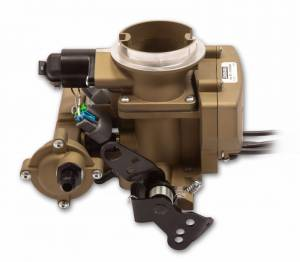 Holley Sniper EFI - 550-866 Holley Sniper EFI 2GC Small Bore - Classic Gold Finish - Image 4