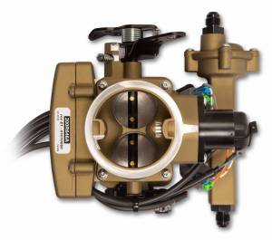 Holley Sniper EFI - 550-866 Holley Sniper EFI 2GC Small Bore - Classic Gold Finish - Image 5