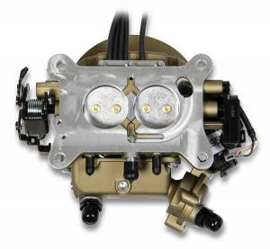 Holley Sniper EFI - Holley Super Sniper EFI 2300 Self-Tuning Kit - Classic Gold Finish - Image 5
