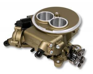 Holley Sniper EFI - Holley Sniper EFI 2300 Self-Tuning Master Kit - Classic Gold Finish - Image 2