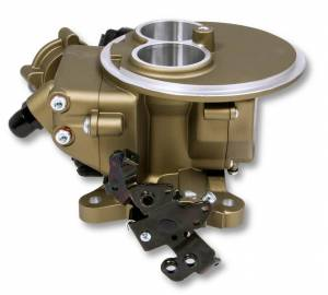 Holley Sniper EFI - Holley Sniper EFI 2300 Self-Tuning Master Kit - Classic Gold Finish - Image 4
