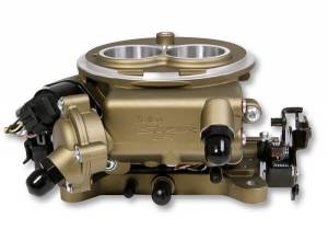 Holley Sniper EFI - 550-851 Holley Sniper EFI 2300 Self-Tuning Kit - Classic Gold Finish - Image 2