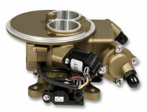 Holley Sniper EFI - 550-851 Holley Sniper EFI 2300 Self-Tuning Kit - Classic Gold Finish - Image 4