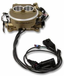 Holley Sniper EFI - 550-851 Holley Sniper EFI 2300 Self-Tuning Kit - Classic Gold Finish - Image 6