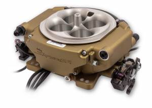 Holley Sniper EFI - Holley Sniper EFI XFlow 1375 - Classic Gold - Image 2