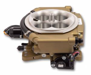 Holley Sniper EFI - Holley Sniper EFI XFlow - Classic Gold - Image 5
