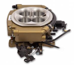 Holley Sniper EFI - Holley Sniper EFI XFlow - Classic Gold - Image 7