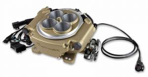 Holley Sniper EFI - 550-516K Holley Sniper EFI Self-Tuning Master Kit - Classic Gold Finish - Image 2