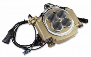 Holley Sniper EFI - 550-516D Holley Sniper EFI Returnless Master Kit - Classic Gold Finish - Image 3