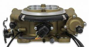Holley Sniper EFI - 550-516 Holley Sniper EFI Self-Tuning Kit,  - Classic Gold Finish - Image 4