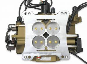 Holley Sniper EFI - 550-516 Holley Sniper EFI Self-Tuning Kit,  - Classic Gold Finish - Image 9