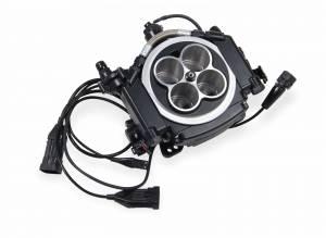 Holley Sniper EFI - 550-511K Holley Sniper EFI Self-Tuning Master Kit - Black Ceramic Finish - Image 6