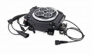Holley Sniper EFI - 550-511D Holley Sniper EFI Returnless Master Kit - Black Ceramic - Image 3