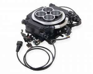 Holley Sniper EFI - 550-511D Holley Sniper EFI Returnless Master Kit - Black Ceramic - Image 7