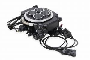 Holley Sniper EFI - 550-511D Holley Sniper EFI Returnless Master Kit - Black Ceramic - Image 8