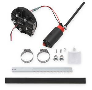 Holley Sniper EFI - 550-511D Holley Sniper EFI Returnless Master Kit - Black Ceramic - Image 10