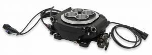 Holley Sniper EFI - 550-511 Holley Sniper EFI Self-Tuning Kit - Black Ceramic Finish - Image 3