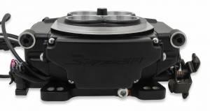 Holley Sniper EFI - 550-511 Holley Sniper EFI Self-Tuning Kit - Black Ceramic Finish - Image 7